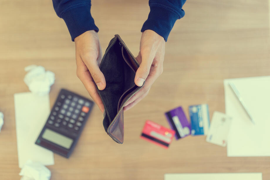 Cleaning out your financial wallet