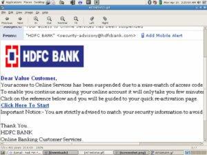 Phishing - Security Information